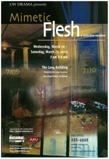 Mimetic Flesh poster