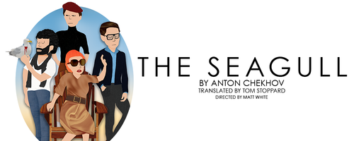 The Seagull poster