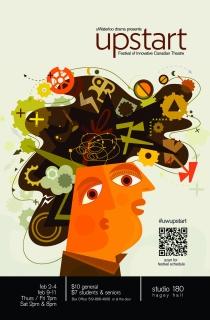UpStart '12 poster