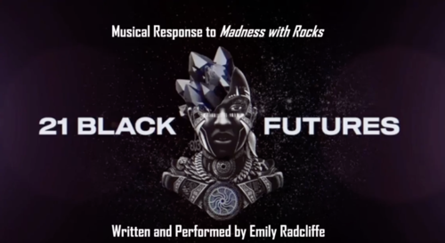 Emily Radcliffe's song response to 'Madness With Rocks'