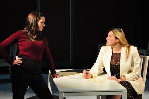 Women have interview