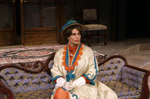 Importance of Being Earnest photo