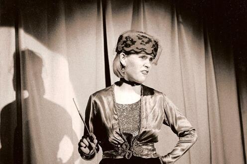 A Berlin Cabaret Photo