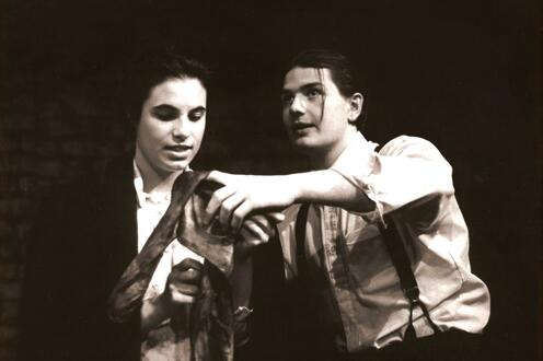 The Glass Menagerie Photo