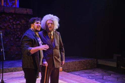 Konstantin and Sorin talk