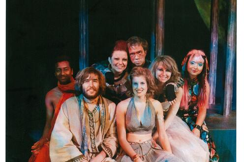 Cast - the Faeries
