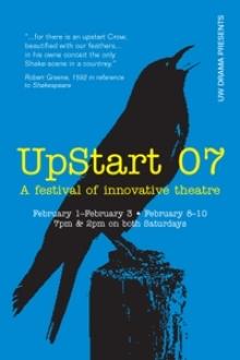 Upstart Poster
