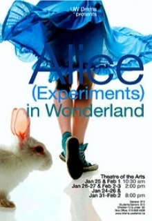 Alice Experiments in Wonderland poster