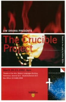Crucible Project Poster