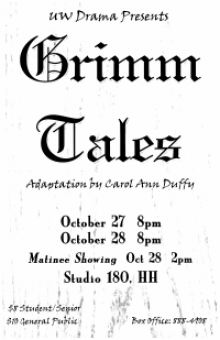 Grimm Tales Poster