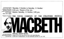 Macbeth 1986 Poster