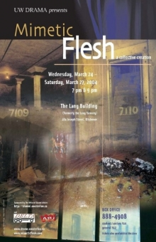 Mimetic Flash Poster
