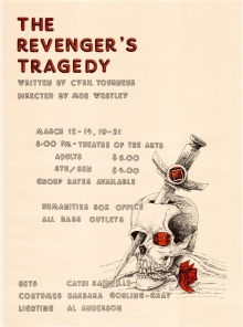 The Revenger's Tragedy poster