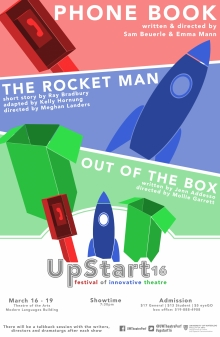Upstart 2016 Poster