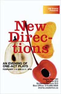 New Directions poster