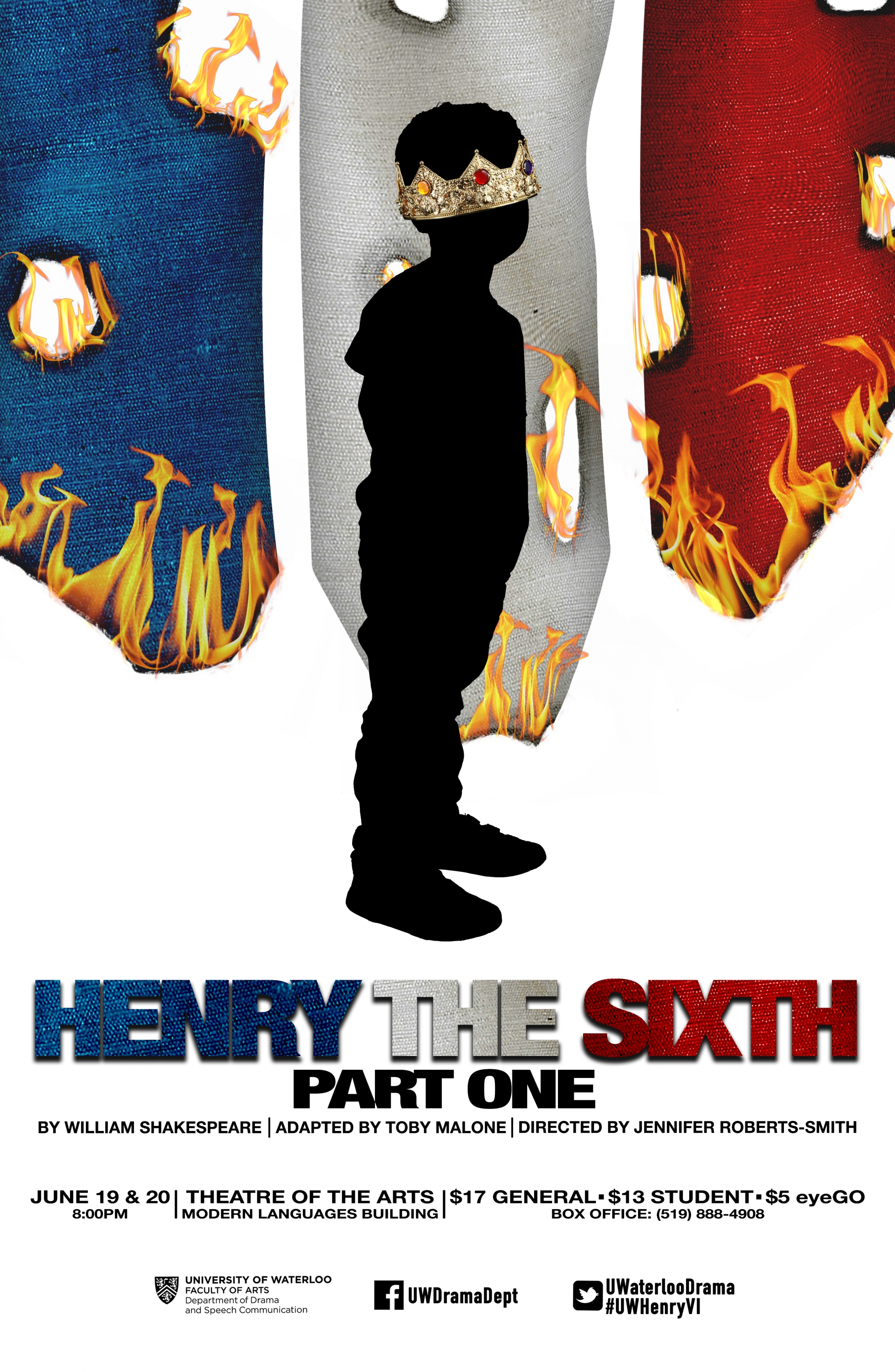 Poster image for Henry the Sixth production