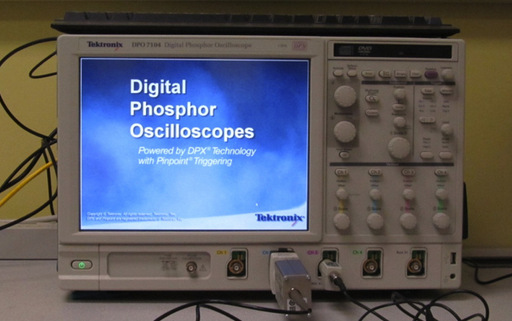 Digital Phosphor Oscilloscopes
