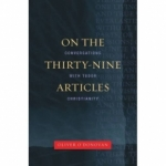 thirty nine articles book cover