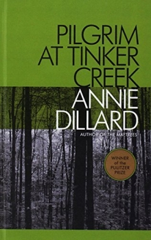 pilgrim at tinker creek book cover