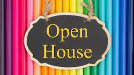 Colourful Open House