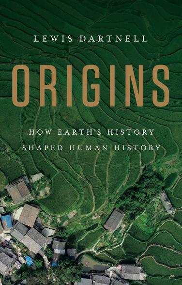 Cover of Origins book