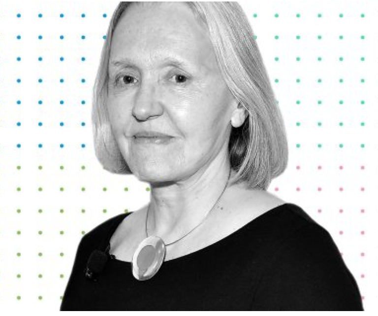 Saskia Sassen Headshot photo