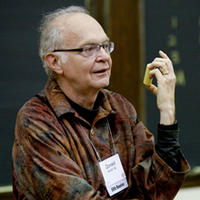 photo of Don Knuth