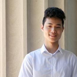 photo of Peter Zhu