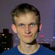 photo of Vitalik Buterin