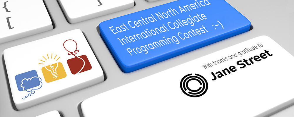 image depicting the East Central North America International Collegiate Programming Contest