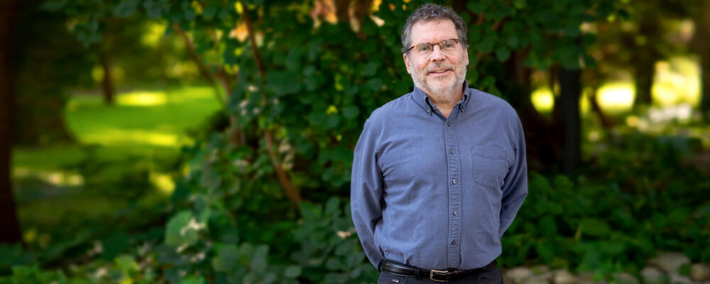 photo of Professor Jeffrey Shallit