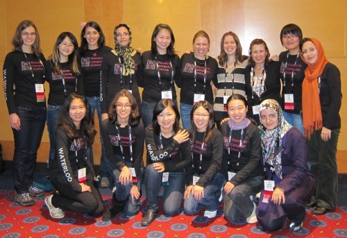 Grace Hopper Attendees