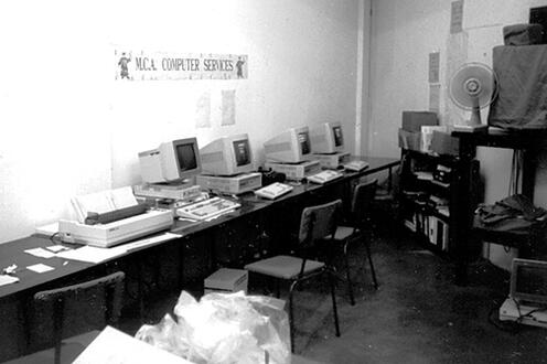 photo of the machine room in Malawi