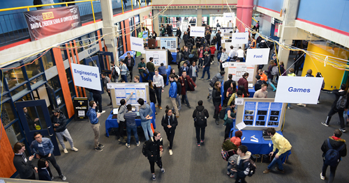 photo of 2019 Computer Science and Software Engineering Capstone Design Symposium