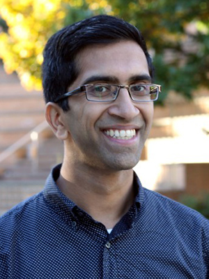 photo of Professor Gautam Kamath