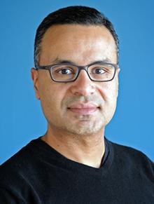 portrait of Professor Ihab Ilyas