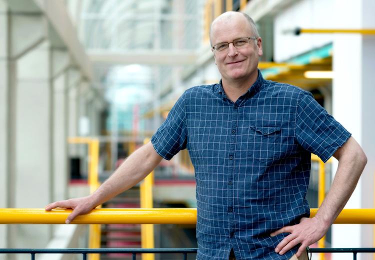 photo of Professor Jesse Hoey