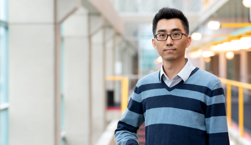 photo of Professor Jian Zhao