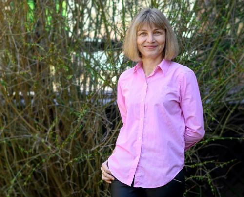 photo of Professor Lila Kari
