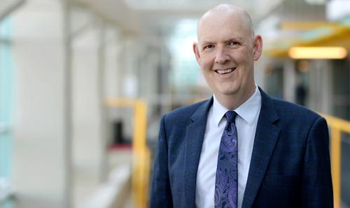 photo of Mark Giesbrecht, Director of the David R. Cheriton School of Computer Science