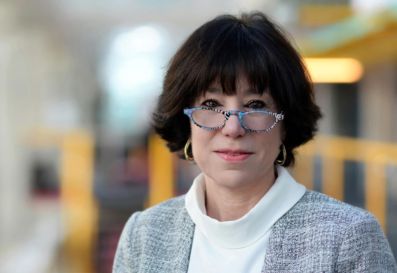 photo of Research Professor Maura Grossman