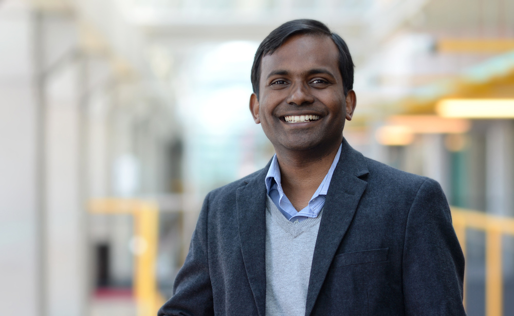photo of Professor Mei Nagappan