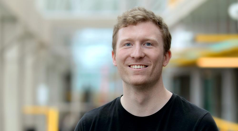 photo of PhD graduate Mike Schaekermann