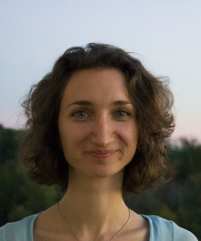 Head shot of Marianna Rapoport