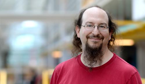 photo of Ian Goldberg