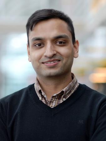 photo of Priyank Jaini