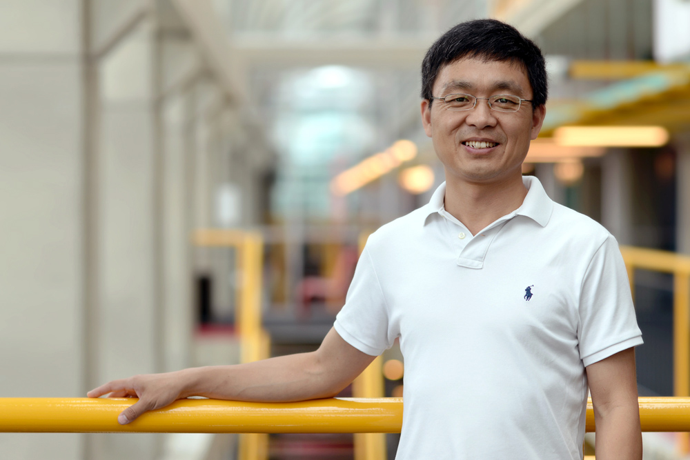 photo of Professor Bin Ma
