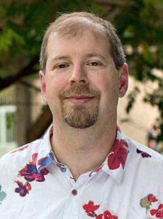 photo of Professor Dan Brown