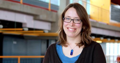 Photo of Professor Kate Larson