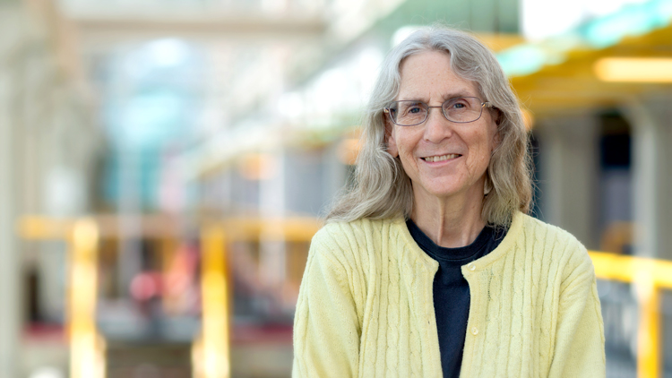 photo of Professor Robin Cohen